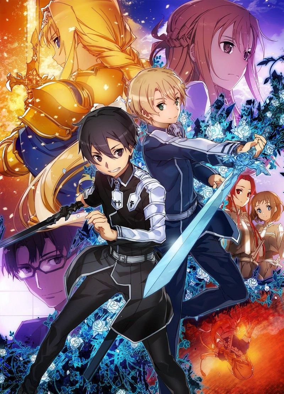 Sword Art Online Season 3 annonceret og vil følge Alicization Arc