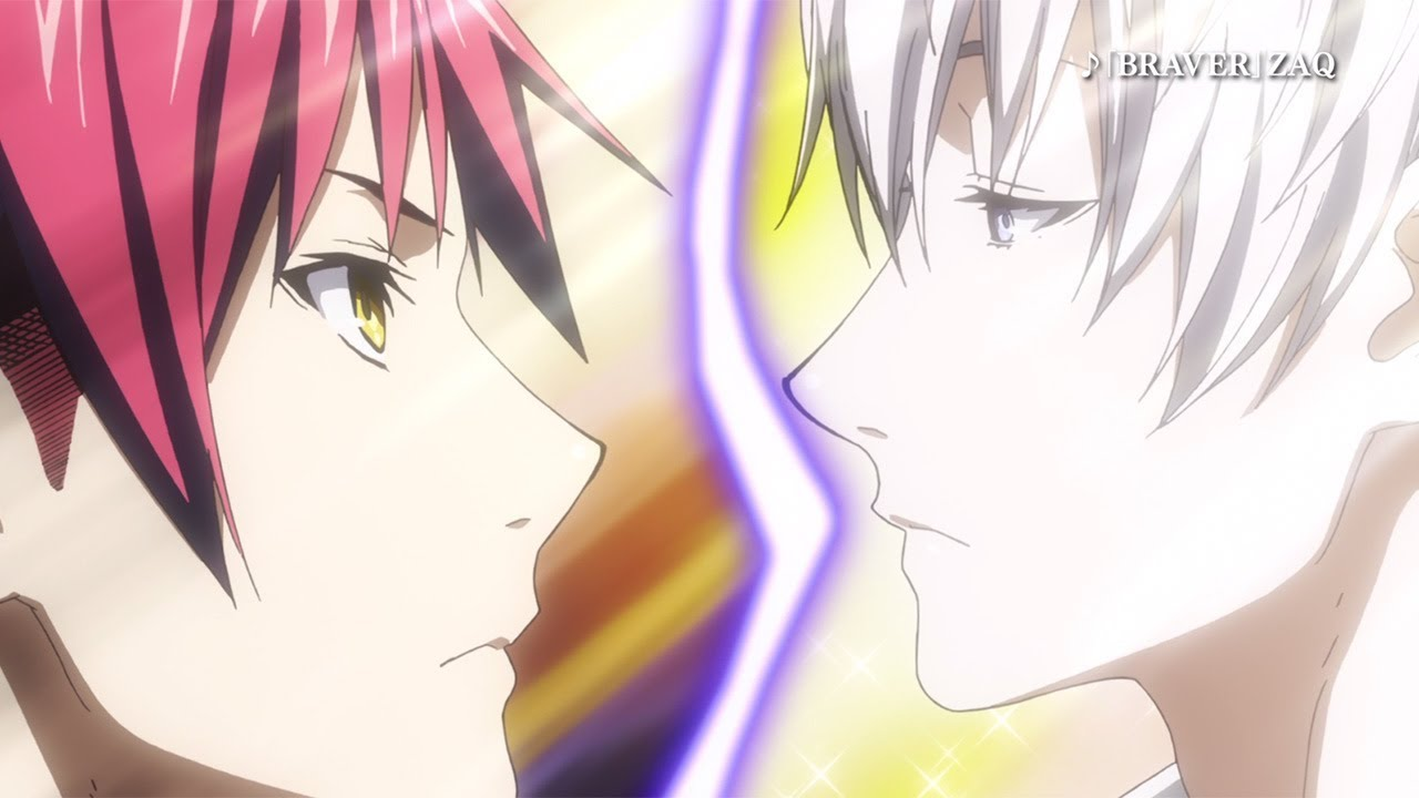 """""""Food Wars! The Third Plate """"Anime's Fulde Promo Video"""