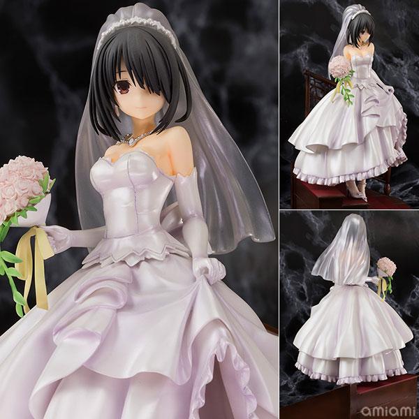 "Date A Live ""Kurumi Tokisaki"" Wedding ver 1/7 Figur"