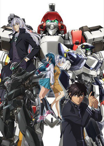 Full Metal Panic! Tatakau Who Dares Wins PS4 Spil Trailer