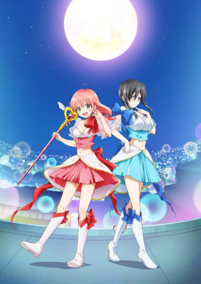Magical Girl Ore forår 2018 anime info