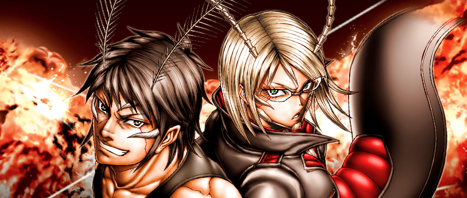 Terra Formars Manga starter igen til april