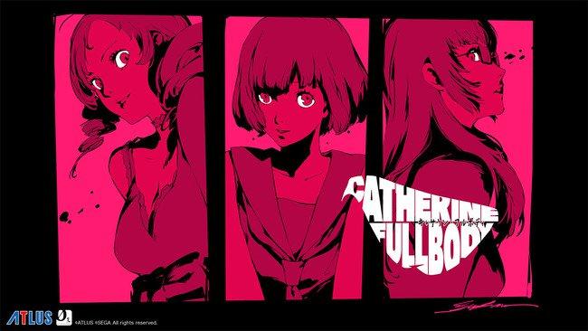 """""""Catherine: Full Body"""" Spil Trailer"""