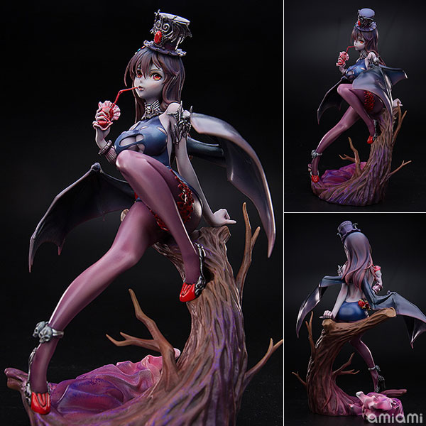 Monster Gathering - Cecilia's Dinner 1/8 Figur