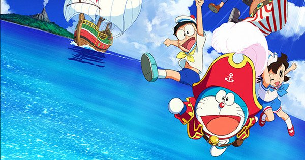 2018 Doraemon Films 2. Trailer und Info