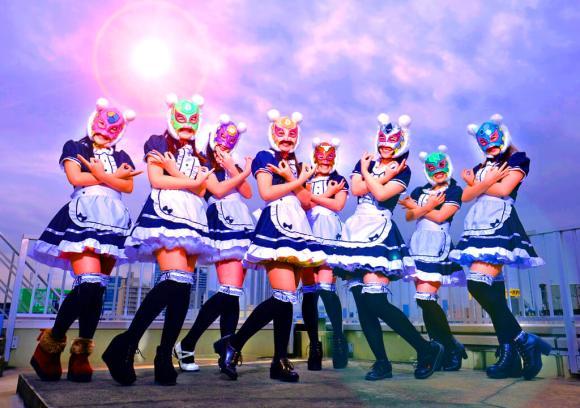 Virtual Currency Girls, den nye elektroniske penge-tema, uddannelsesmæssige idol gruppe