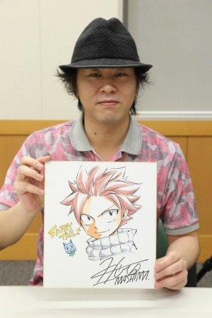 Hiro Mashima antyder detaljer om planlagt nyt værk