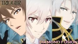 IDOLiSH7 MusikVideo『DIAMOND FUSION/TRIGGER』30sec