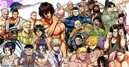 Kengan Ashura Anime video og info