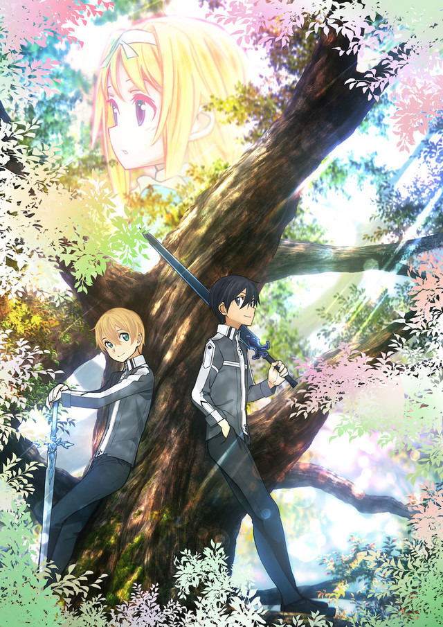 Sword Art Online: Alicization Anime Trailer