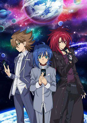 Cardfight!! Vanguard Game to Launch 2 New TV Anime