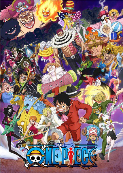 One Piece anime'Tea Party From Hell 'ark Info