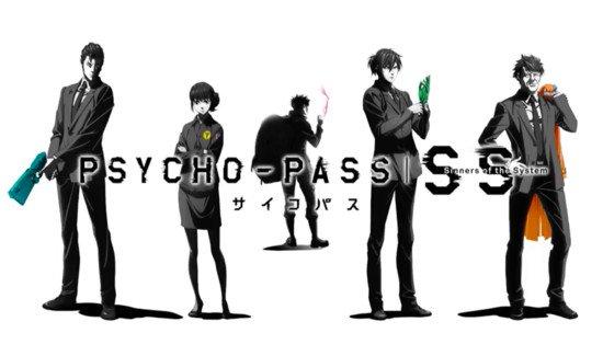 Psycho-Pass SS 3-del anime film projekt afsløret