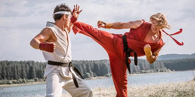 Street Fighter TV serie i produktion