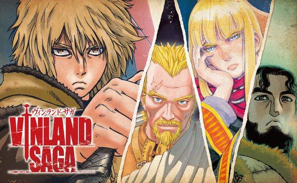 Vinland Saga manga laves til TV anime af Wit Studio