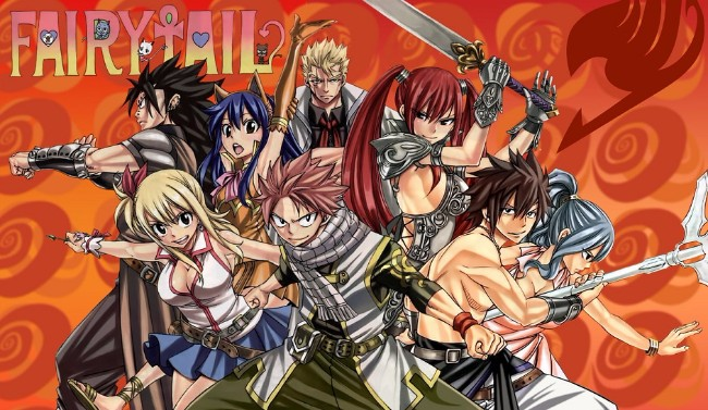 Hiro Mashima lancerer ny Manga, Fairy Tail sequel & spinoff manga og 'final season' af Fairy Tail TV anime til efteråret