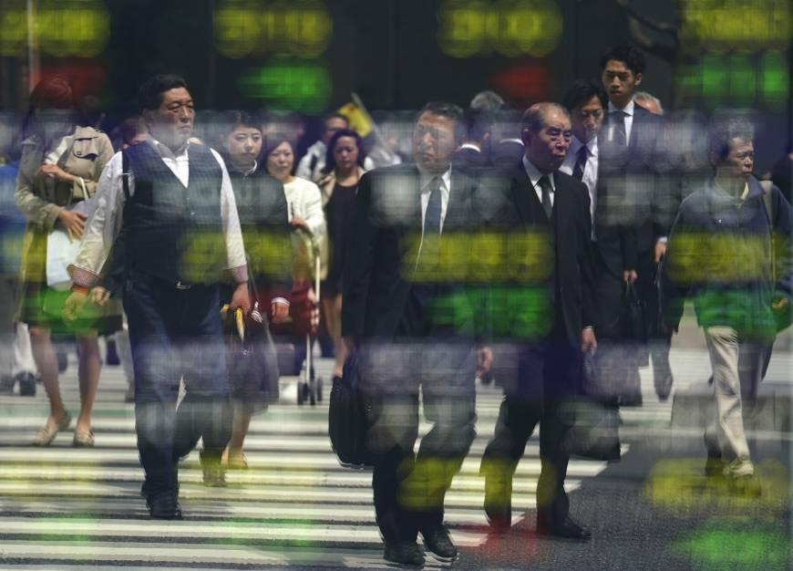 Japans befolkning falder for syvende år i træk og rammer 126,70 millioner