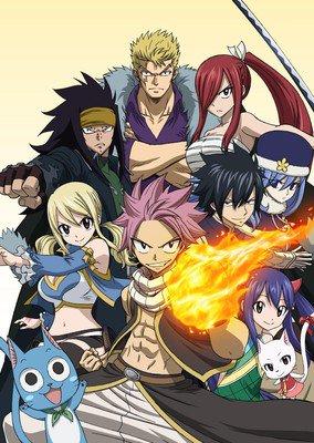 Final Fairy Tail Anime afslører tilbagevendende produktionspersonale og roller