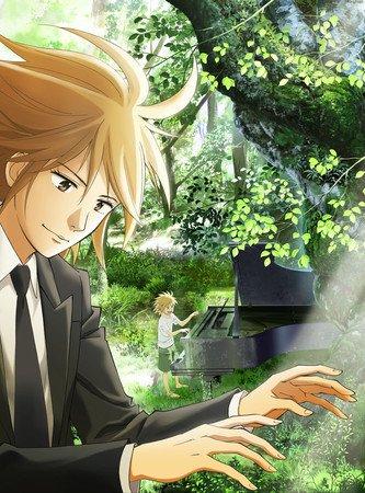 Piano Forest TV anime får Netflix-Only Streaming med udgivelse udenfor Japan til efteråret