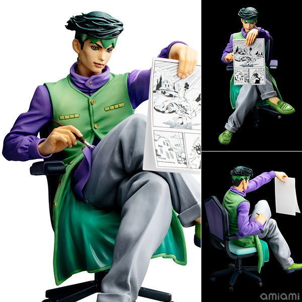 "TV Anime ""JoJo's Bizarre Adventure Diamond Is Unbreakable"" - Rohan Kishibe Memo Holder"