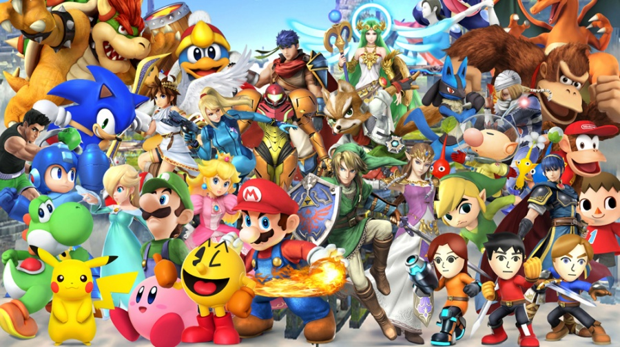 AIOdense – Fredag 18 maj 2018 – Nintendo konkurrence spil (Smash, Mario Kart)