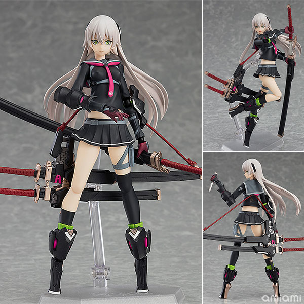 figma - Heavily Armed High School Girls: Ichi