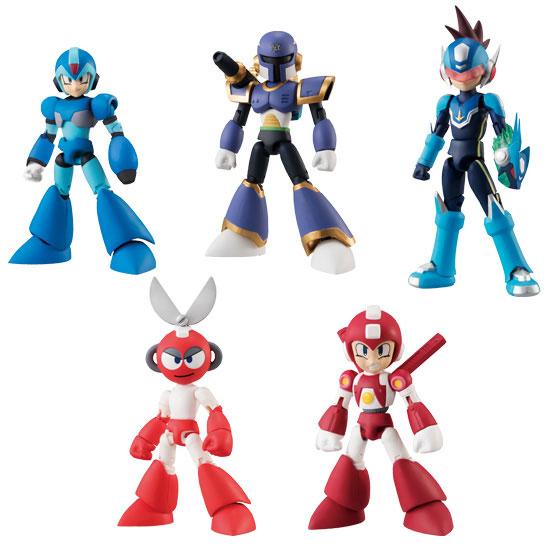 66 Action Sash Mega Man 2 10Pack BOX (CANDY TOY)
