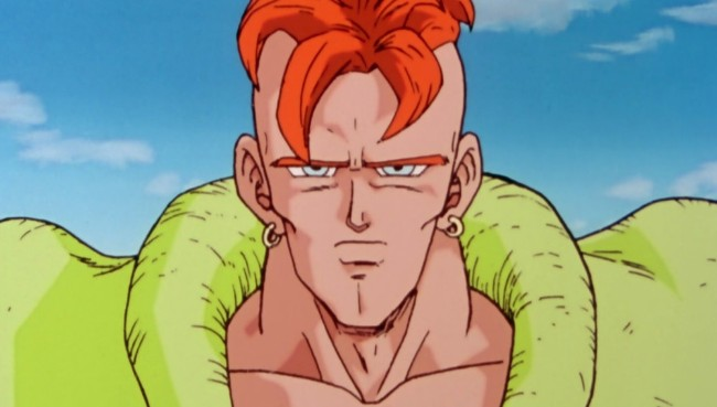 15. Android 16 (Dragon Ball Z) – 60