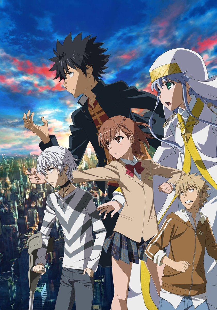 A Certain Magical Index anime 3. sæson billede