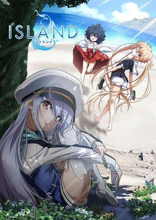 ISLAND anime begynder den 1. juli