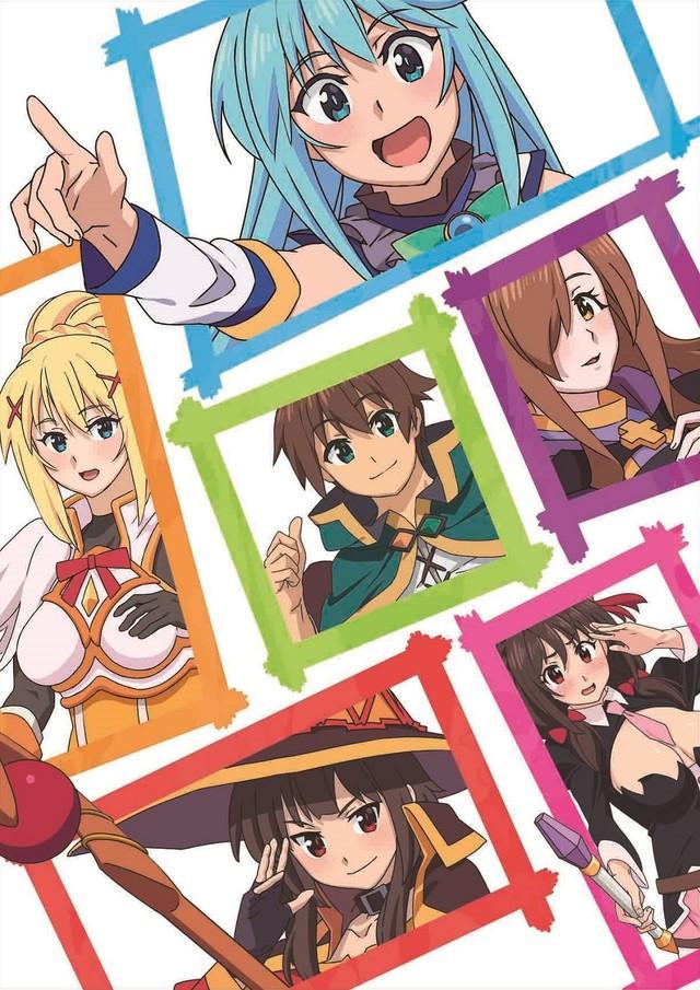 Konosuba - God's Blessing on This Wonderful World! anime får film