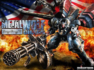 Metal Wolf Chaos kommer til Xbox One, PS4 og PC