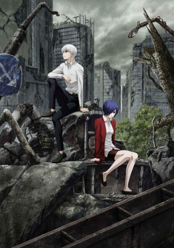 Tokyo Ghoul:re anime 2. sæson billede