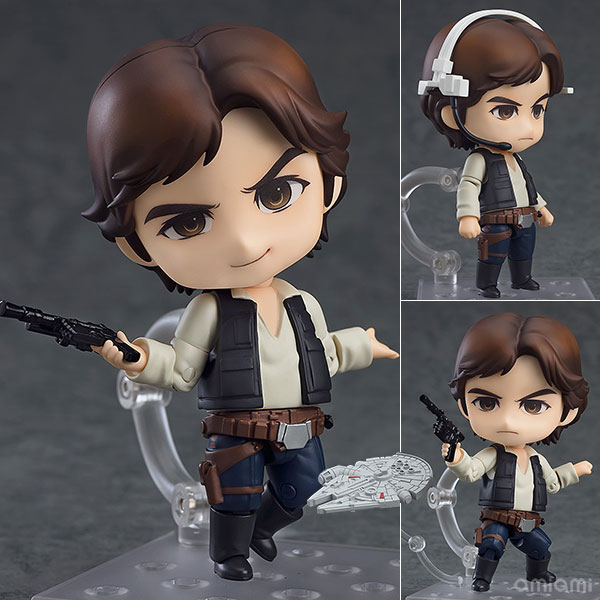 Nendoroid Star Wars Episode 4: A New Hope Han Solo