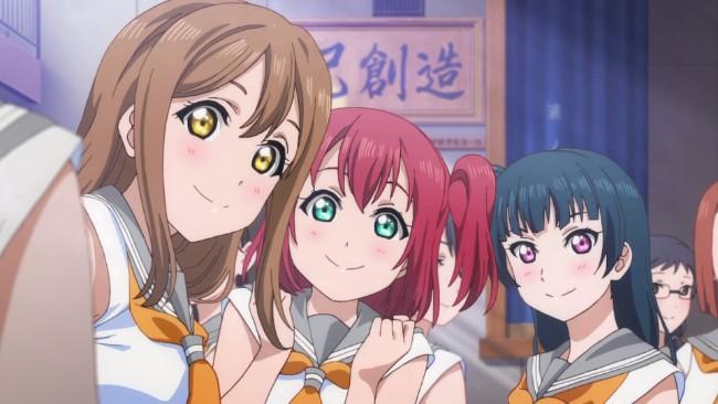 1. Love Live! Sunshine!! Season 2 – 267543