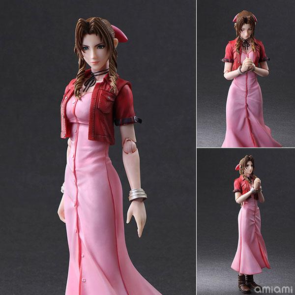 Play Arts Kai Crisis Core Final Fantasy VII Aerith