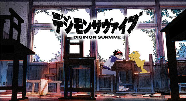 Digimon Survive survival RPG udkommer til PS4 og Switch i 2019