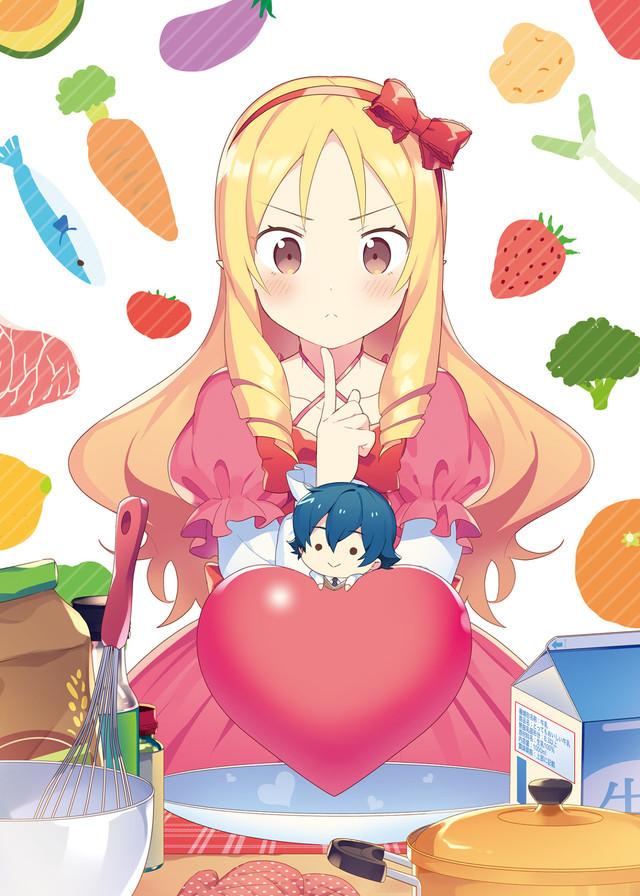 Eromanga Sensei får spinoff manga om Elf der laver mad