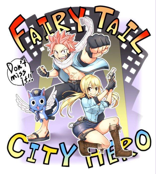 Hiro Mashima aflører Fairy Tail City Hero spinoff manga