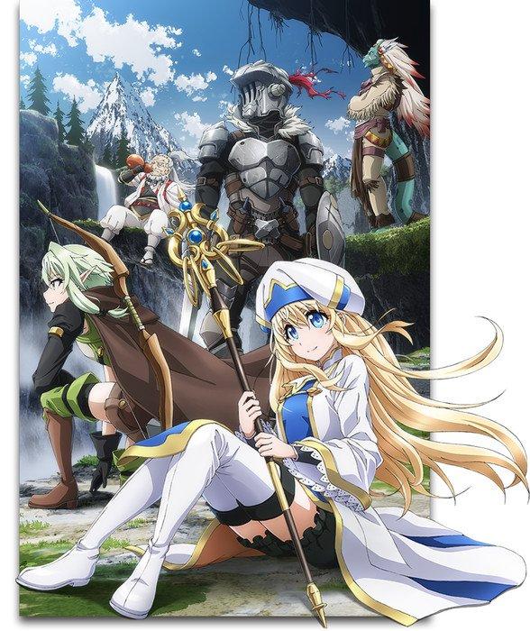 Goblin Slayer Anime Trailer