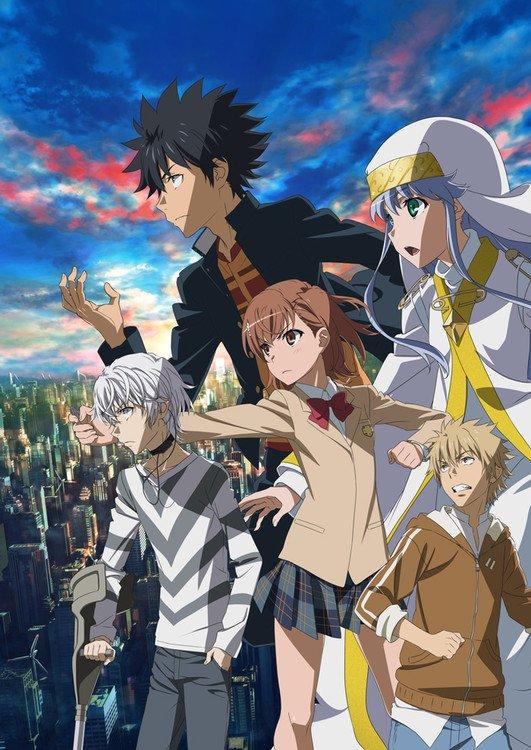 A Certain Magical Index sæson 3 anime teaser promo