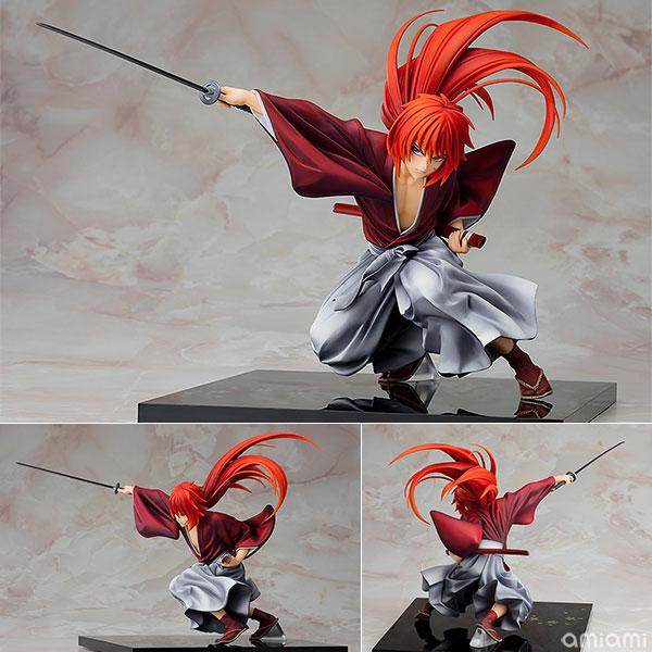 Rurouni Kenshin -Meiji Swordsman Romantic Story- Kenshin Himura 1/7 Figur