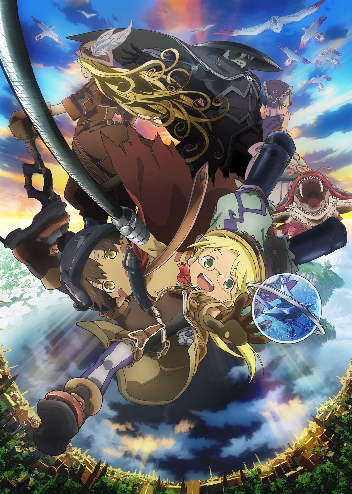 Made In Abyss film datoer