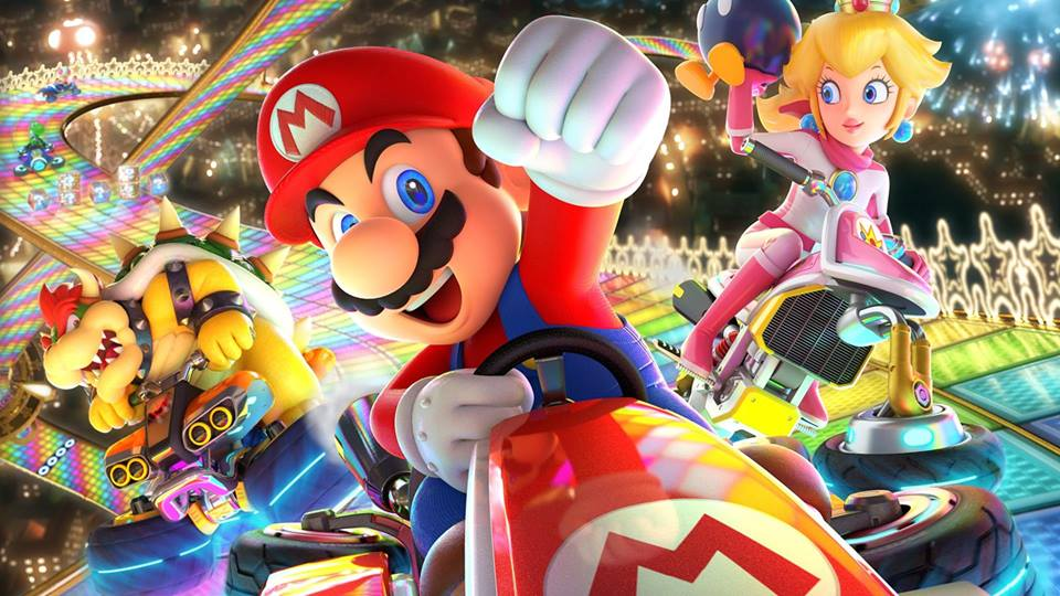 Mario Kart 8 Deluxe Turnering - September