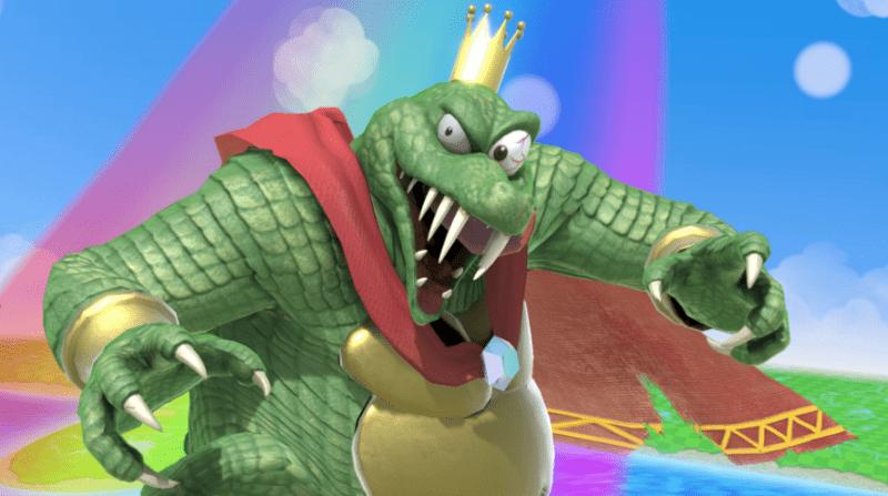 King K. Rool kommer med i Super Smash Bros. Ultimate