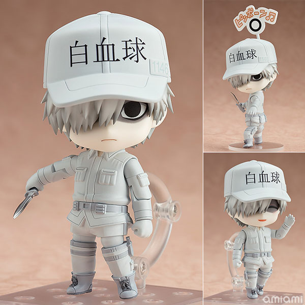 Nendoroid Cells at Work! White Blood Cell (Neutrophil)