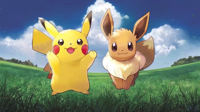 Pokémon: Let's Go, Pikachu/Eevee! spil trailer med gym kampe og mega evolutions