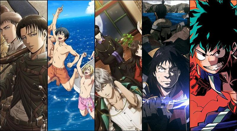 AIOdense – Sommer 2018 anime der stadig er værd at se