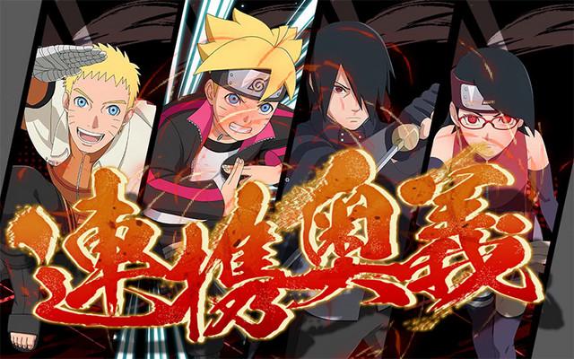 Naruto x Boruto: Borutical Generations spil trailer