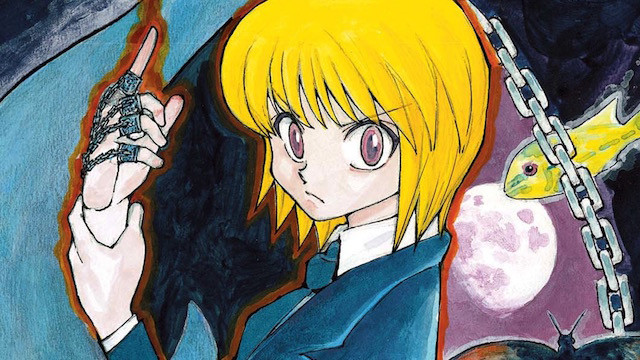 Hunter x Hunter mangaen begynder igen den 22 september